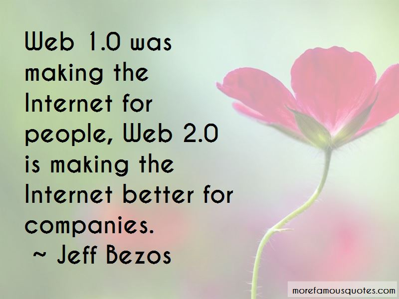 Quotes About Web 2.0