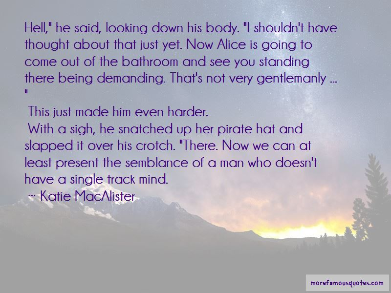 Single Track Quotes Pictures 4