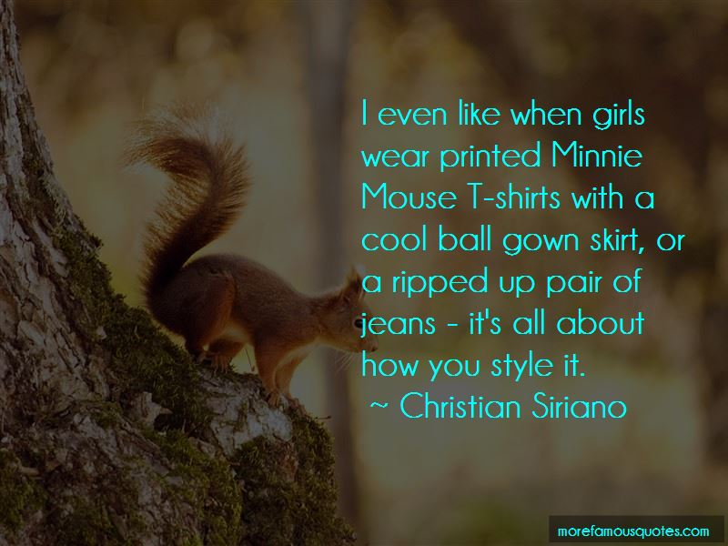 Skirt Quotes Pictures 2