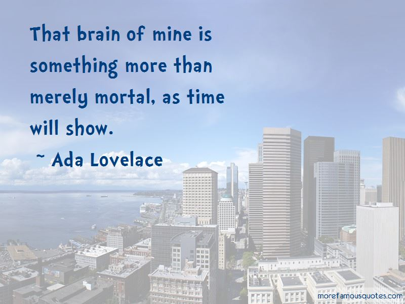 Time Will Show Quotes Pictures 2