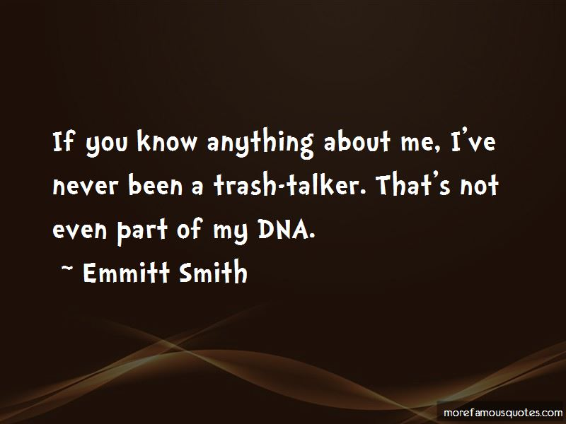Trash Talker Quotes