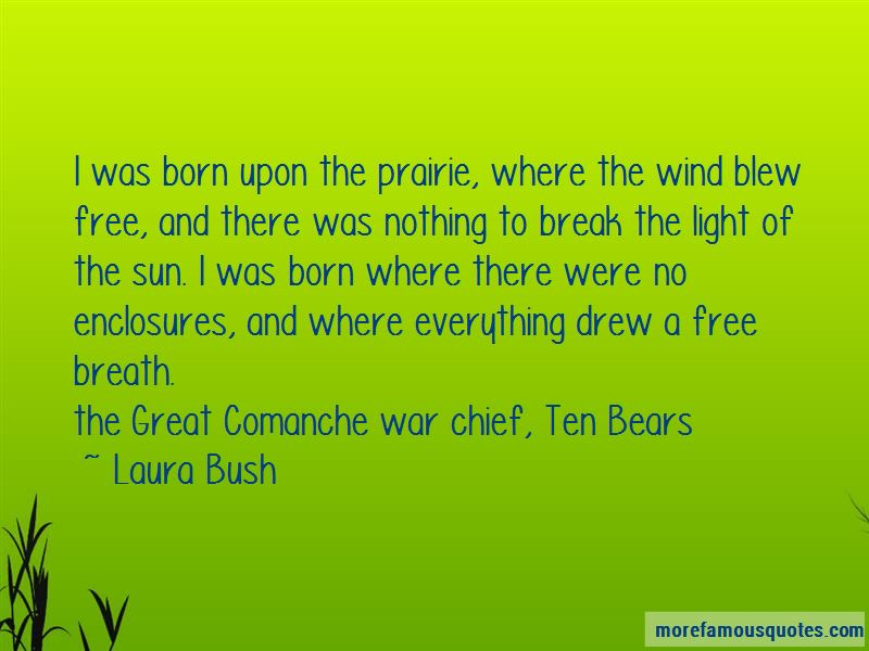 War Chief Quotes