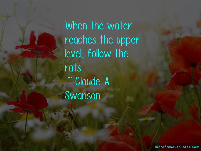 Water Rats Quotes Pictures 3