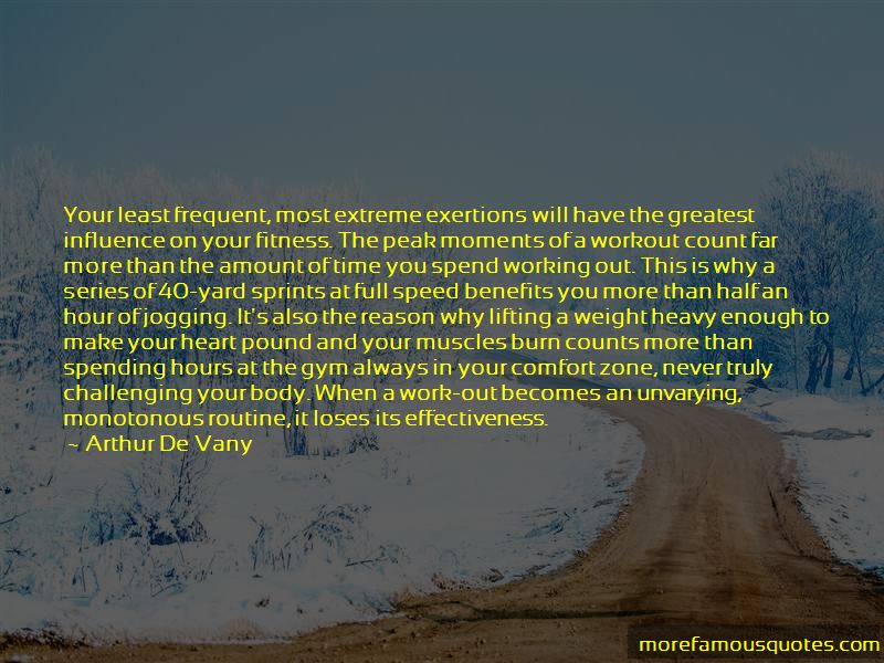 24 Hour Fitness Quotes: Top 6 Quotes About 24 Hour Fitness