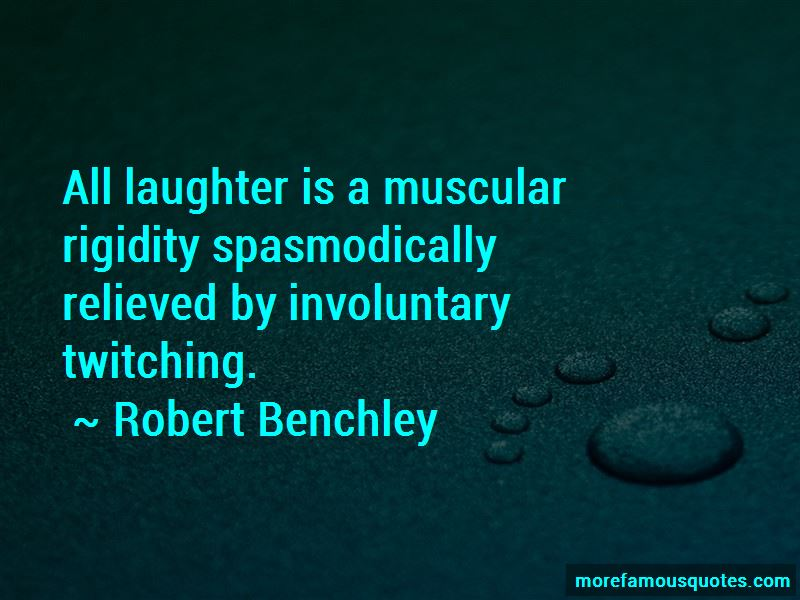 All Laughter Quotes