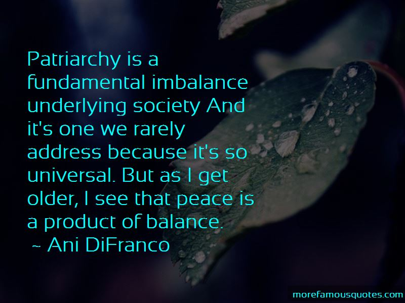 Balance And Imbalance Quotes Pictures 3