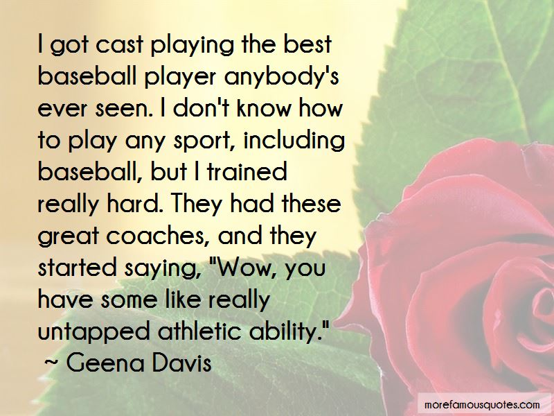 Best Baseball Player Quotes