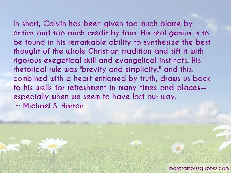 Best Evangelical Quotes