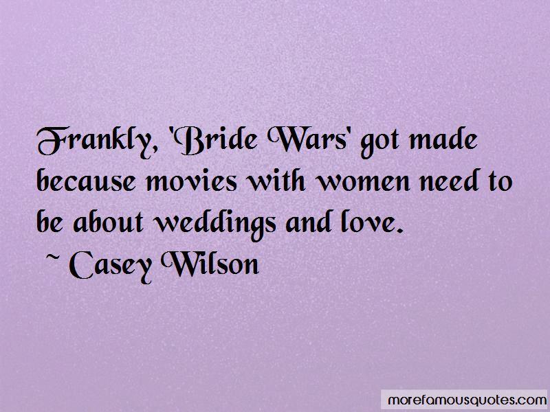Bride Wars Quotes