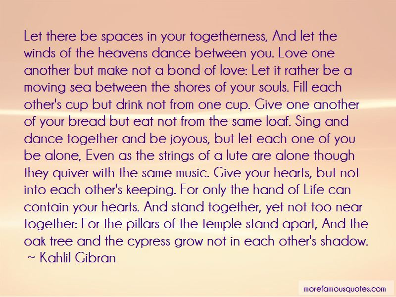 Can We Dance Quotes