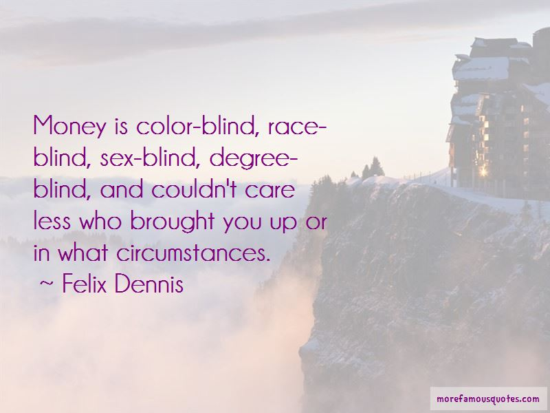 Color Blind Race Quotes