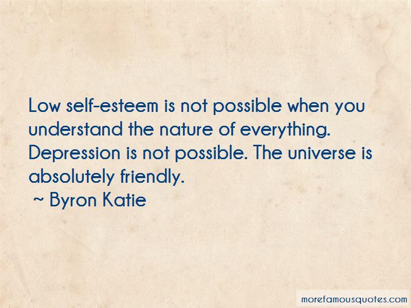 Depression Low Self Esteem Quotes Pictures 4