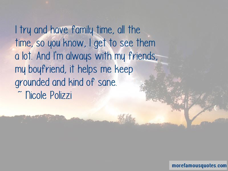 Friends Keep You Sane Quotes