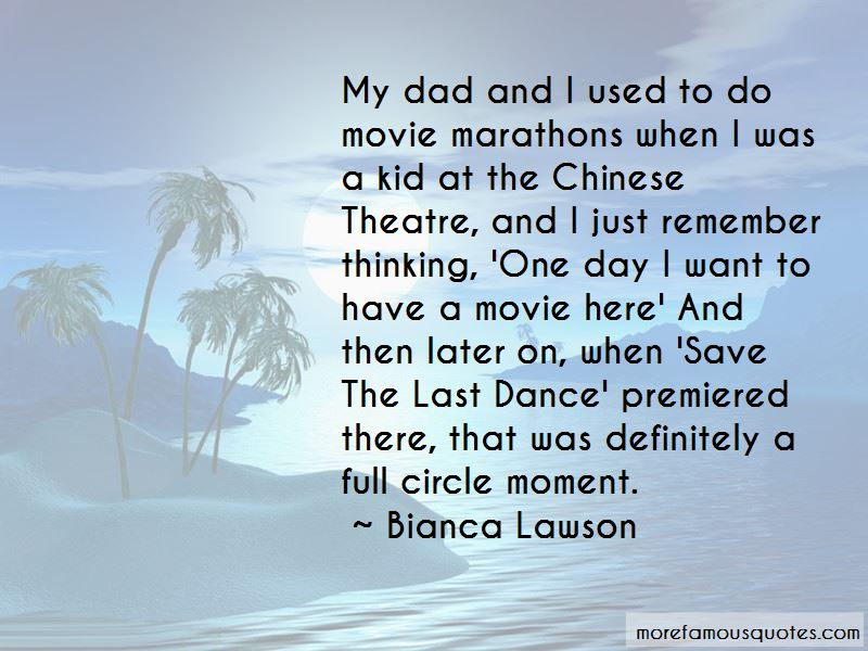 Full Circle Movie Quotes