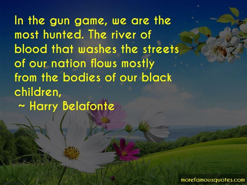 Gun Game Quotes