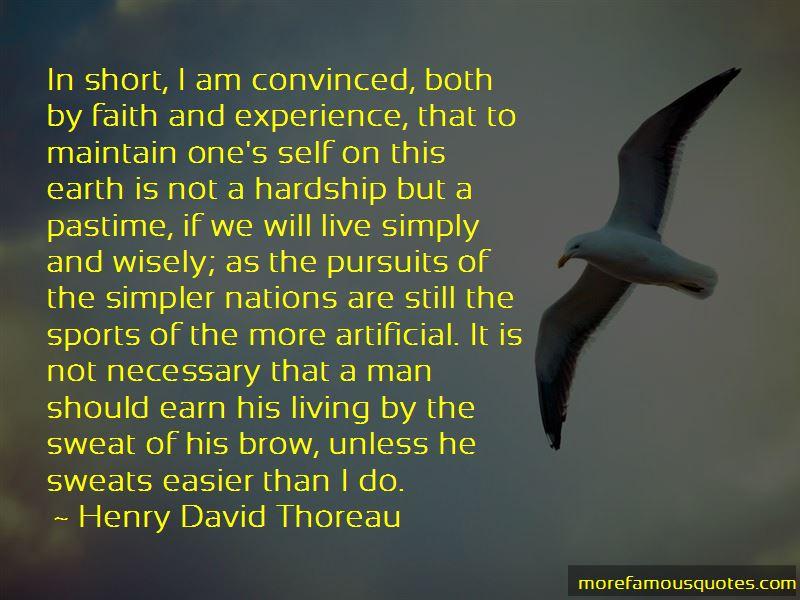 Hardship Short Quotes