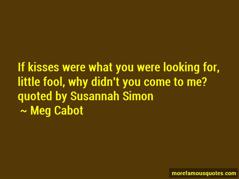 If Kisses Were Quotes