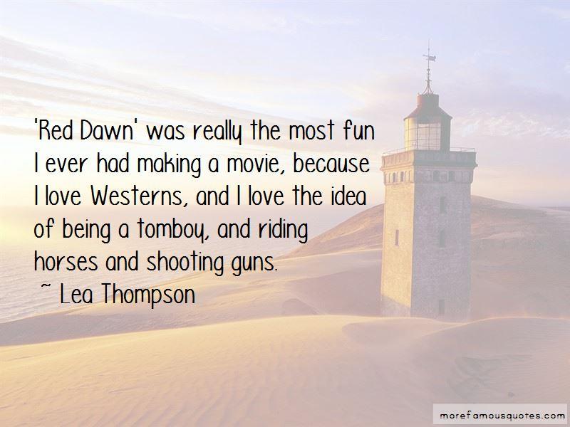 Love Tomboy Quotes
