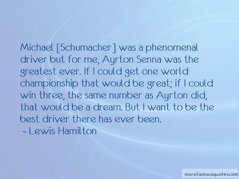 Michael Schumacher Best Quotes Pictures 2