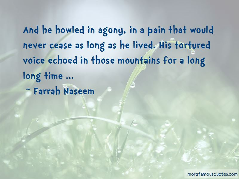 Mountains Echoed Quotes Pictures 4
