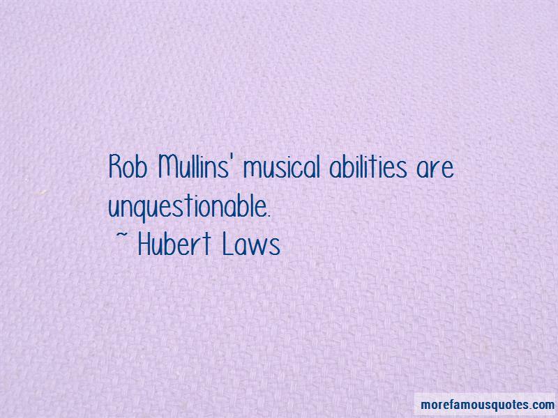 Mullins Quotes