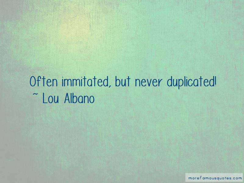 Never Duplicated Quotes
