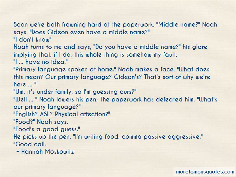 Passive Aggressive Family Quotes Pictures 3