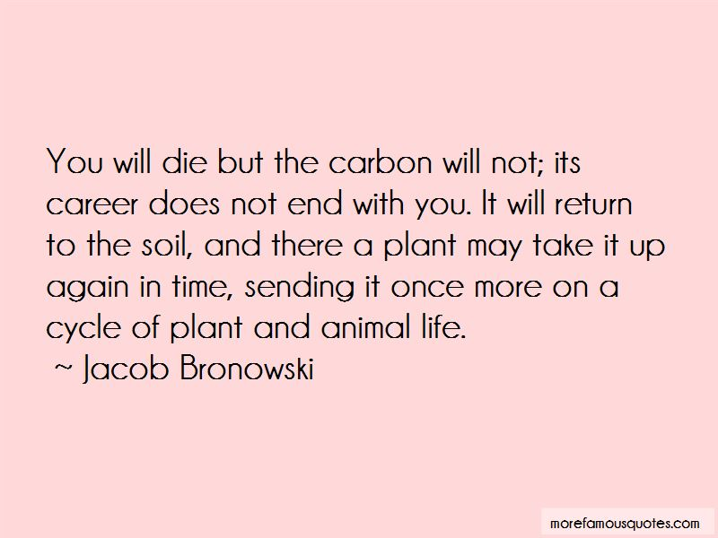 Plant Life Cycle Quotes Pictures 2