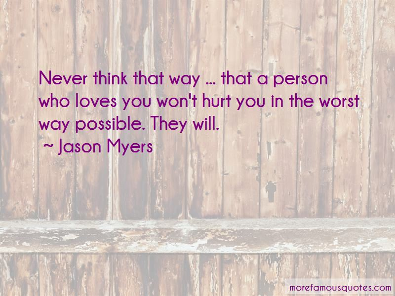 Quotes About A Person Who Loves You