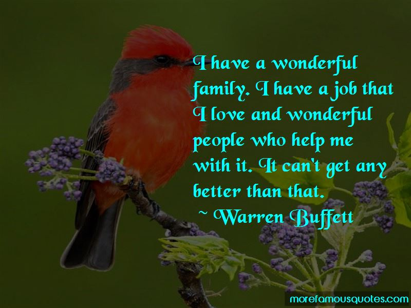A Wonderful Family Quotes Pictures 2