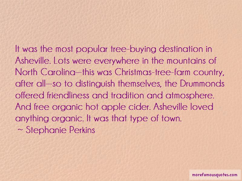 Quotes About Asheville