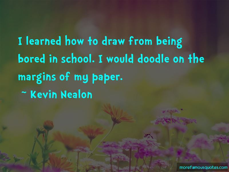 Quotes About Being Bored In School