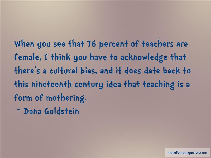 Quotes About Bias Teachers