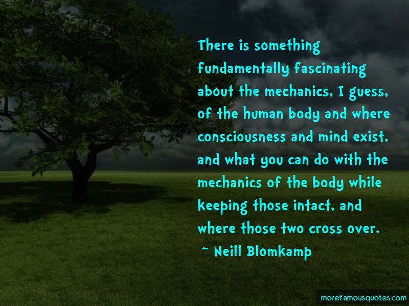 Quotes About Body Mechanics