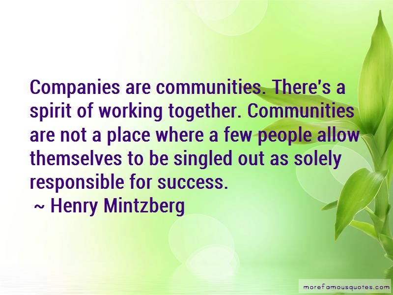 Communities Working Together Quotes Pictures 4