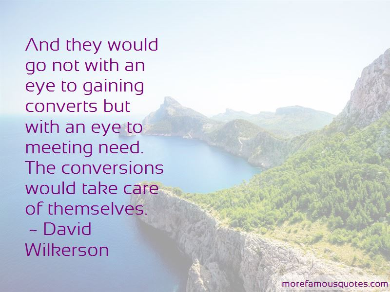 Quotes About Conversions