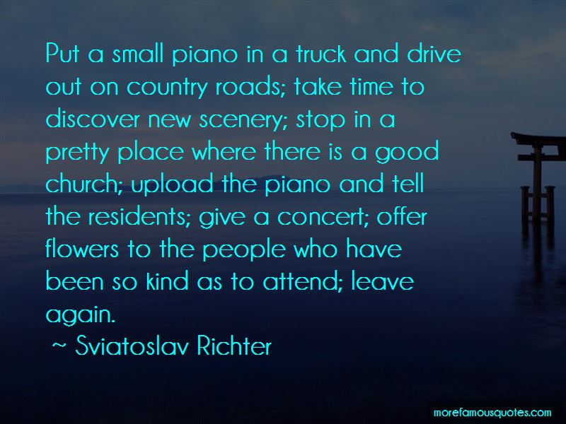 Country Scenery Quotes Pictures 4