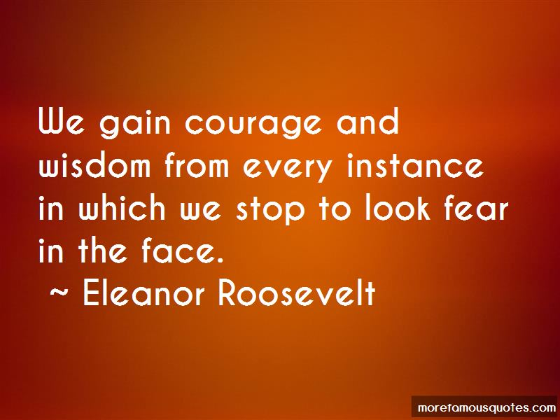 Courage And Wisdom Quotes Pictures 3