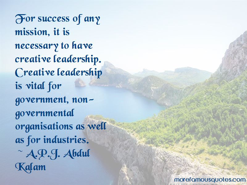 Creative Leadership Quotes Pictures 4