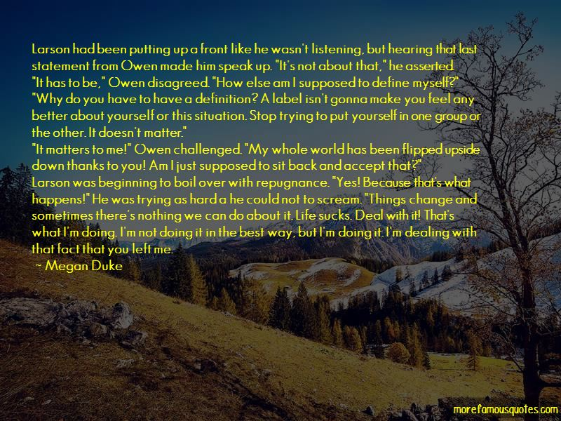 Quotes About Dealing With Hard Things In Life