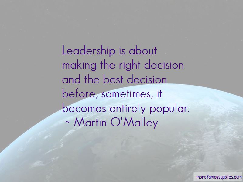 Decision Making For The Best Quotes Pictures 2