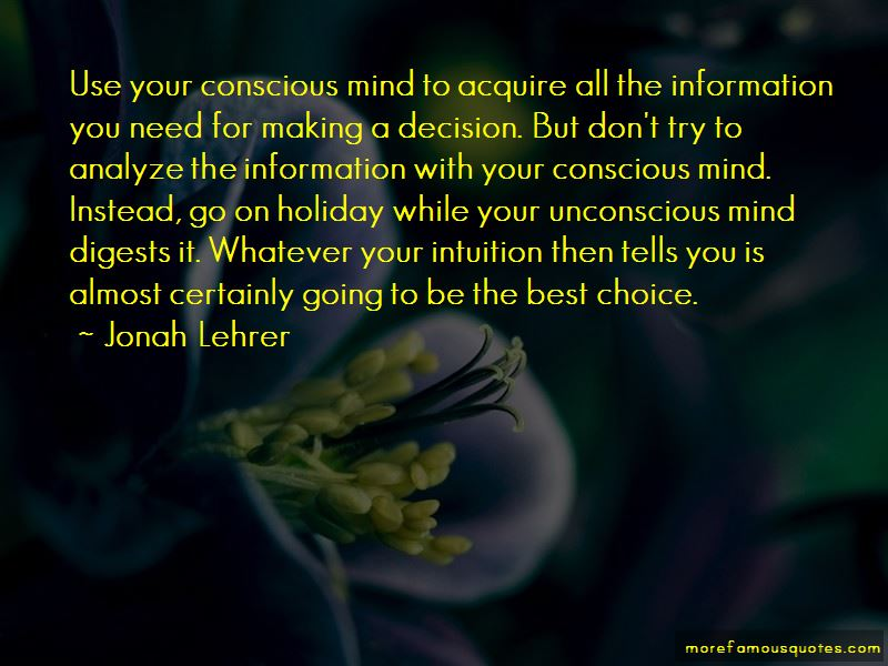 Decision Making For The Best Quotes Pictures 4