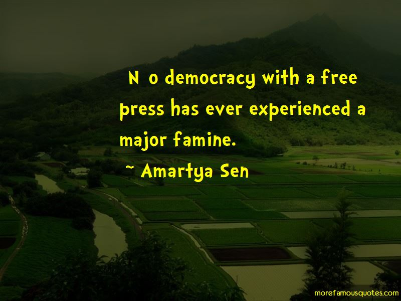 Quotes About Democracy And Free Press