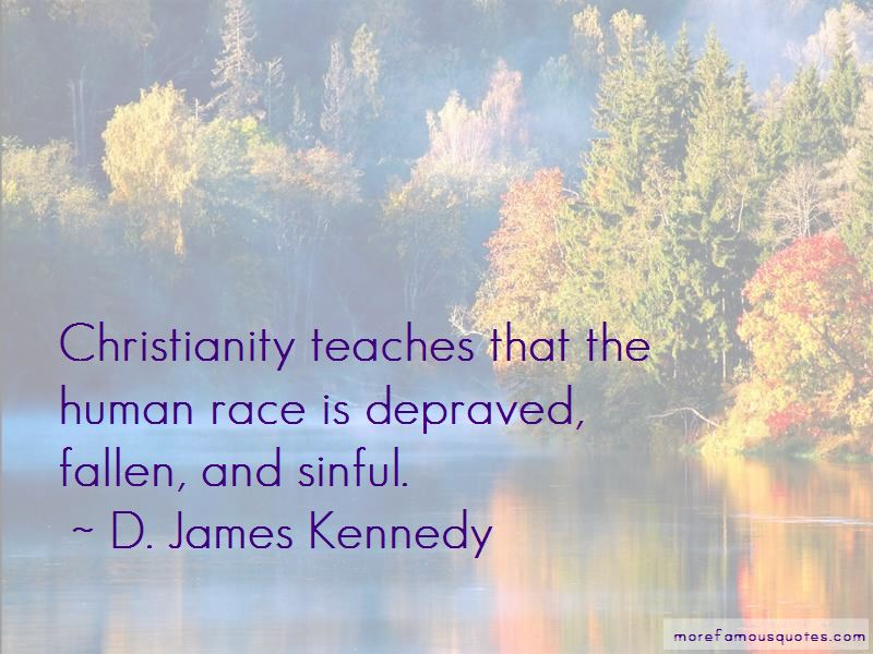 Quotes About Depraved