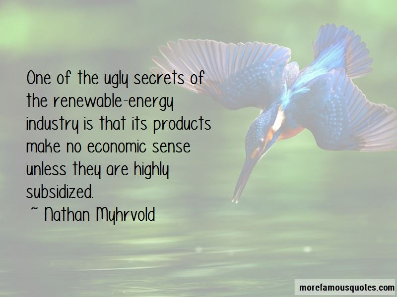 Quotes About Energy Industry