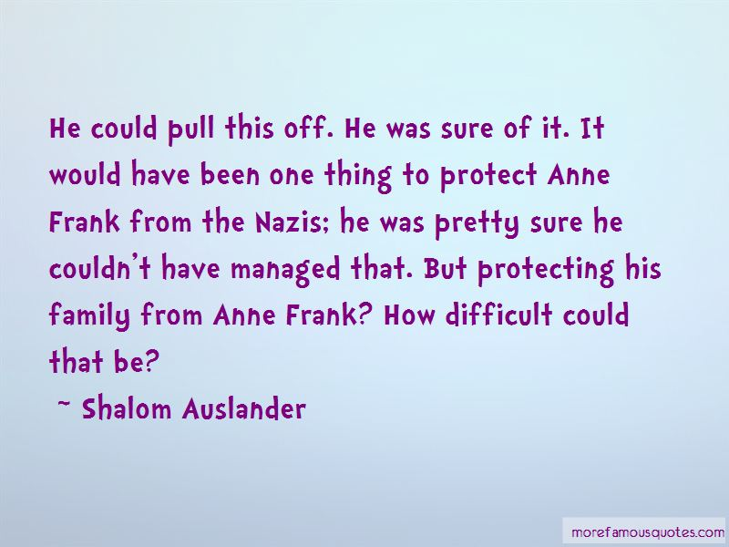 Quotes About Family Anne Frank