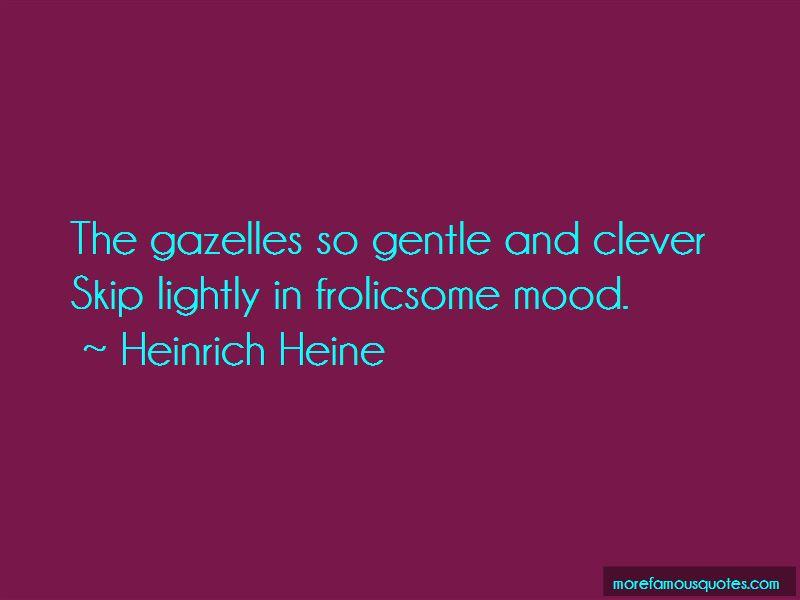 Gazelles Quotes Pictures 2