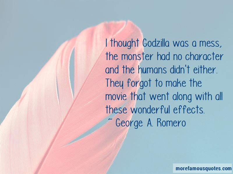 Godzilla Quotes Pictures 2