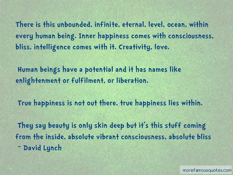 Happiness And The Ocean Quotes Pictures 2