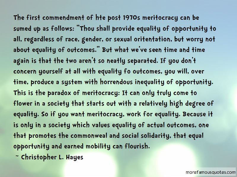 Quotes About Inequality In Gender
